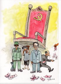Int Cartoon Contest Anti-Corruption-China Beijing 1 Oct 2016-ws leo