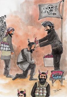 The 4th International Cartoon-Festival of Resistance 2016-wsleo
